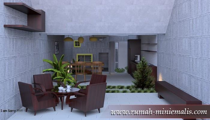 rumah-miniemalis Memilih Hidup Minimalis Dengan Interior Rumah