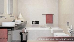rumah-miniemalis Pastikan Area kamar mandi Sebelum Bangun Rumah