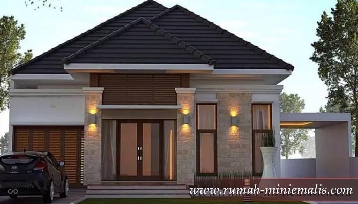 rumah-miniemalis Rumah Modern Atau Minimalis