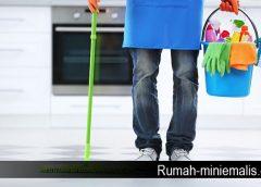 Trik Membersihkan Rumah Dengan Cepat
