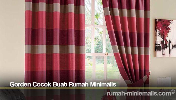 Gorden Cocok Buat Rumah Minimalis