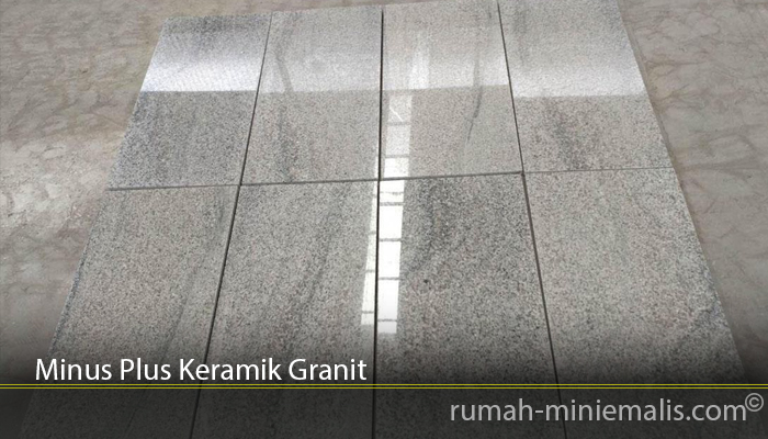 Minus Plus Keramik Granit