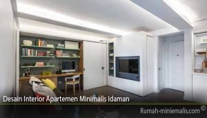 Desain Interior Apartemen Minimalis Idaman