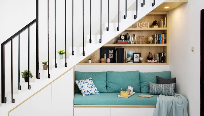 Inspirasi Tangga Rumah Minimalis yang Unik