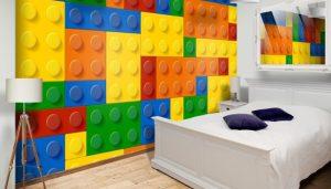 Desain Interior Kamar Anak Lucu
