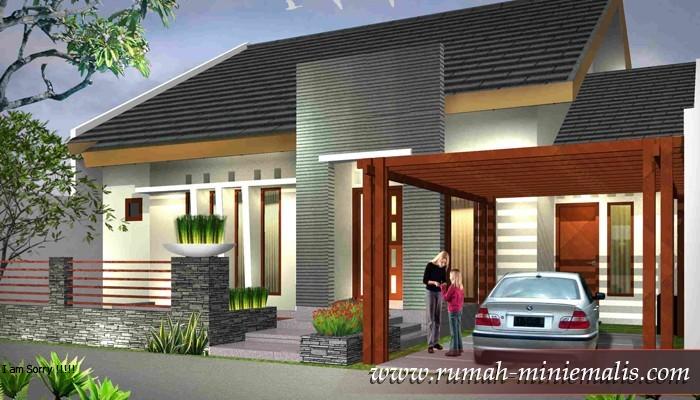 rumah-miniemalis Design Rumah cukup Penting Untuk Di Perhatikan