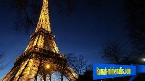 Harga Rumah Dekat Menara Eiffel