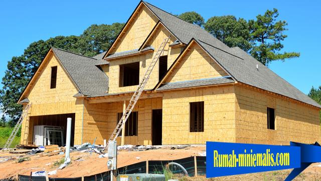 Tips Membangun Rumah Secara Bertahap