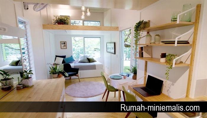 Tips Menata Rumah Mungil Agar Nyaman Rumah Minimalis