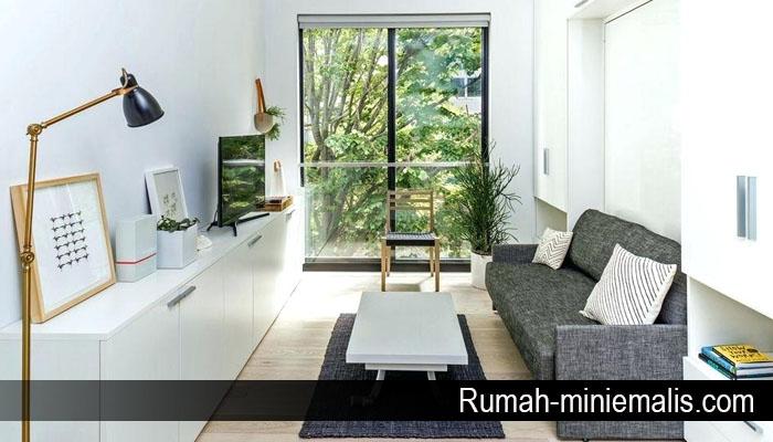 Tips Cerdik Hadirkan Desain Apartemen Studio 21m