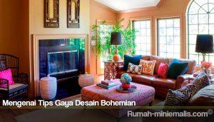 Mengenai Tips Gaya Desain Bohemian