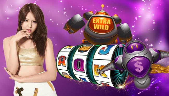 Evolusi dari Permainan Judi Slot Online